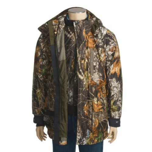 Amazon.com : Browning - XPO Big Game 4-in-1 Parka ...